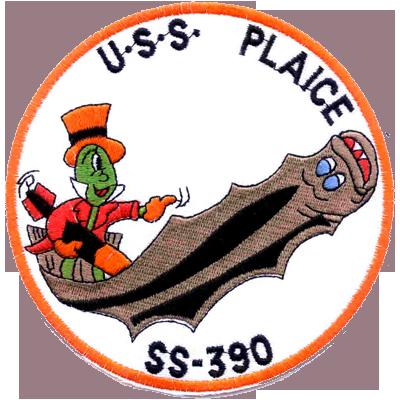 USS Plaice (SS-390)
