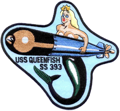 USS Queenfish (AGSS-393)