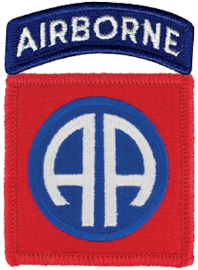 82d Airborne Division, <B>US Army (USA)</b>