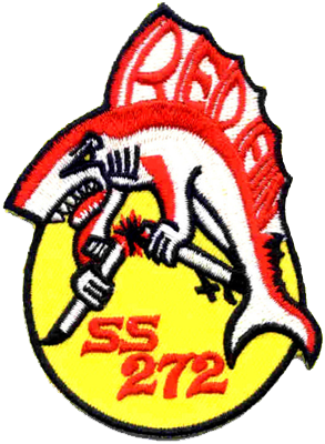 USS Redfin (SS-272)