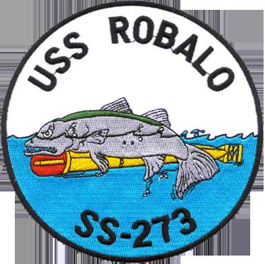 USS Robalo (SS-273)