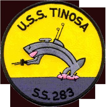 USS Tinosa (SS-283)