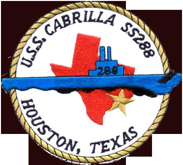USS Cabrilla (SS-288)