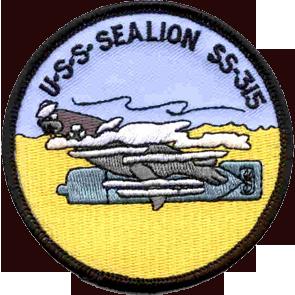 USS Sea Lion (SS-315)