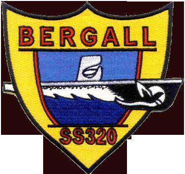 USS Bergall (SS-320)