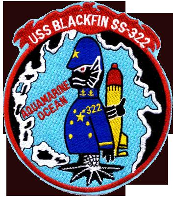USS Blackfin (SS-322)