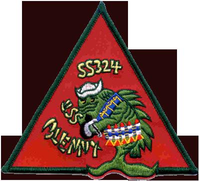 USS Blenny (SS-324)