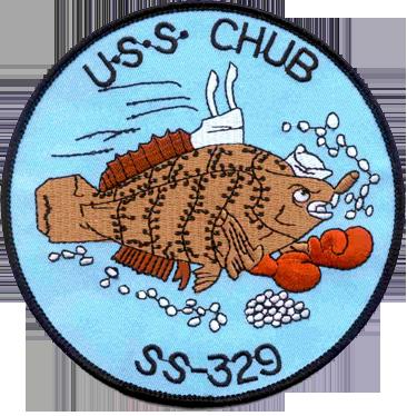 USS Chub (SS-329)