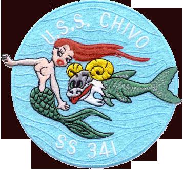USS Chivo (SS-341)