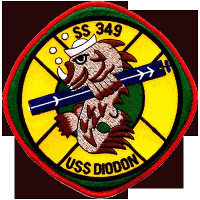 USS Diodon (SS-349)