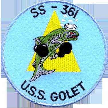 USS Golet (SS-361)