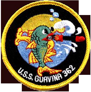 USS Guavina (SS-362)