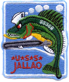 USS Jallao (SS-368)