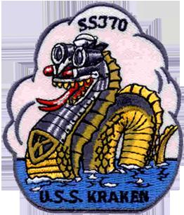 USS Kraken (SS-370)