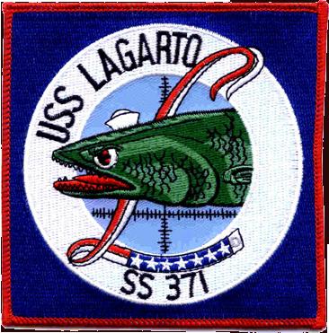 USS Lagarto (SS-371)