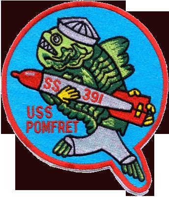USS Pomfret (SS-391)