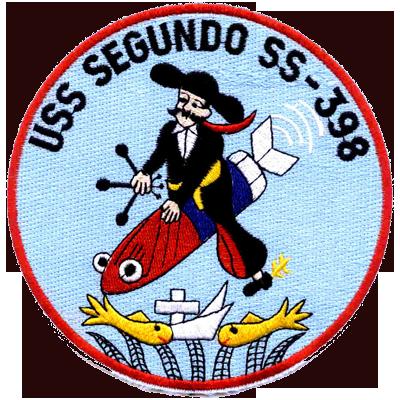 USS Segundo (SS-398)