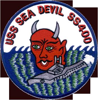 USS Sea Devil (SS-400)