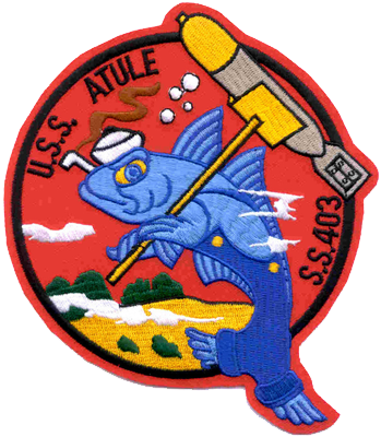 USS Atule (SS-403)