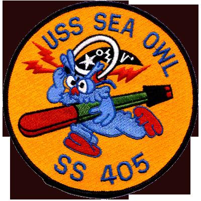 USS Sea Owl (SS-405)