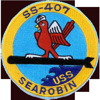 USS Sea Robin (SS-407)