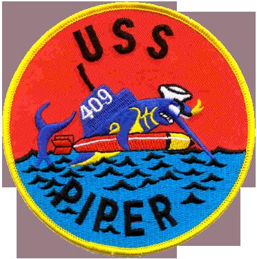USS Piper (SS-409)