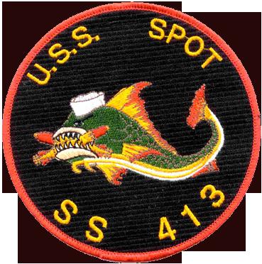 USS Spot (SS-413)