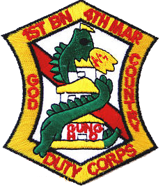 1st Battalion, 4th Marine Regiment (1/4)
