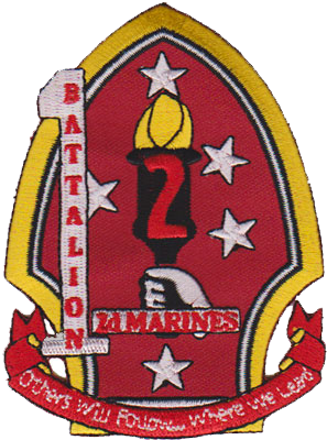 1st Bn, 2nd Marine Regiment (1/2)