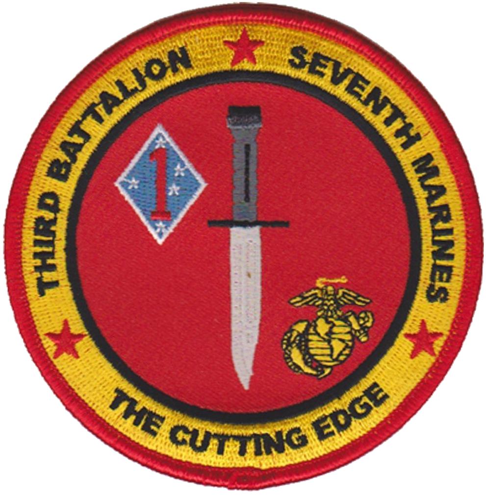 3rd Bn, 7th Marine Regiment (3/7)