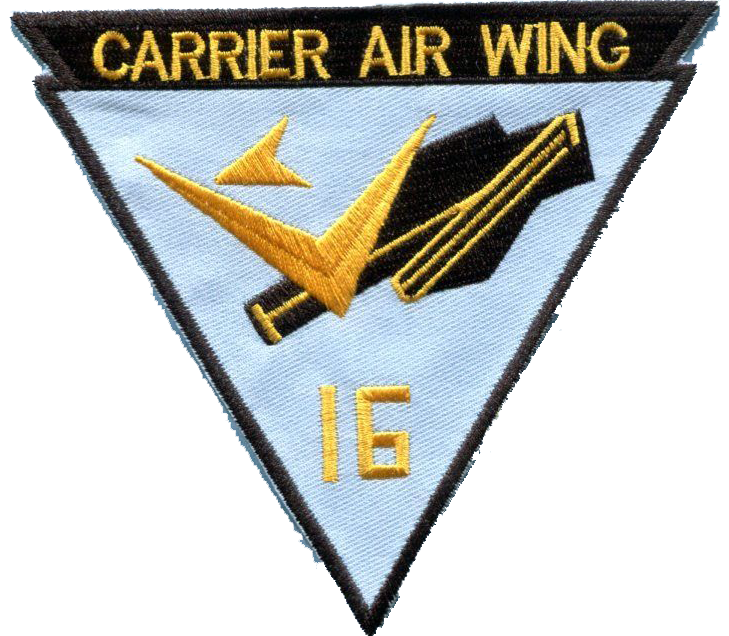 Commander Carrier Air Wing 16 (CVW-16)