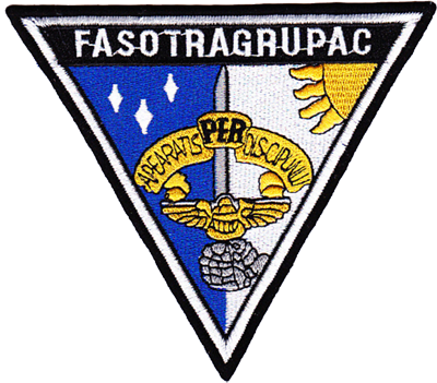 FASOTRAGRUPAC (Staff), Fleet Aviation Specialized Operational Training Group (Staff)