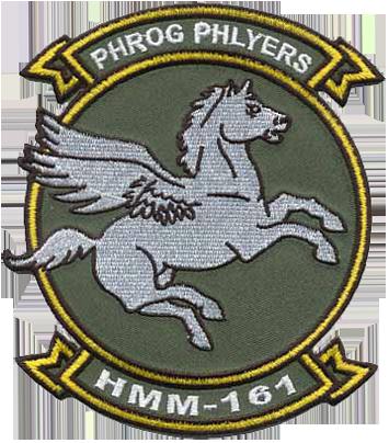 HMM-161 Phrog Phlyers