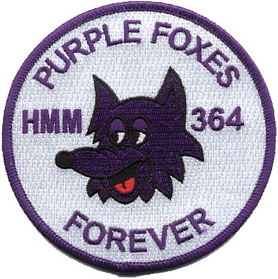 HMM-364 Purple Foxes