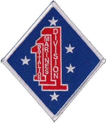 1st Bn, 1st Marine Regiment (1/1)