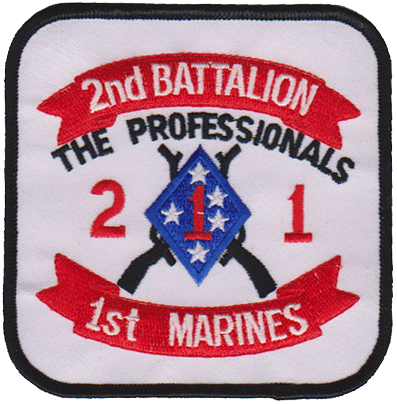 2nd Bn, 1st Marine Regiment (2/1)