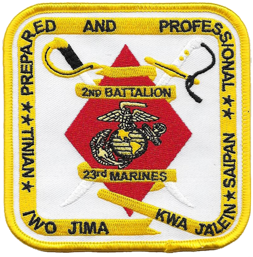 23rd Marine Regiment/2nd Bn (2/23)