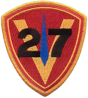 27th Marine Regiment