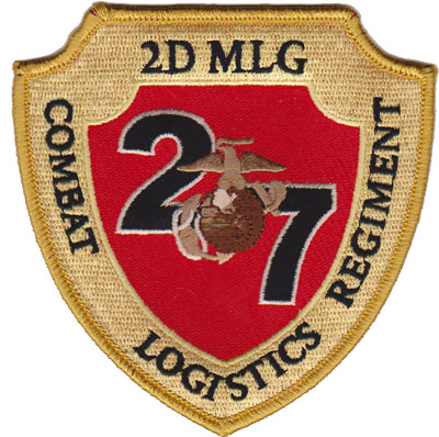Combat Logistic Regiment 27 (CLR-27)