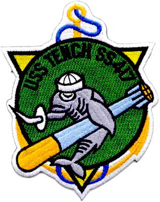 USS Tench (SS-417)
