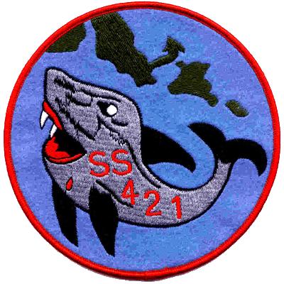 USS Trutta (SS-421)
