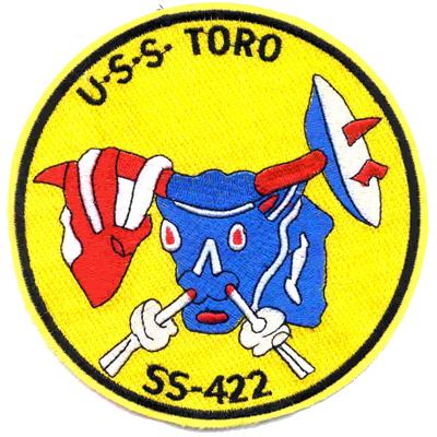 USS Toro (SS-422)