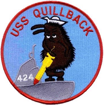 USS Quillback (SS-424)