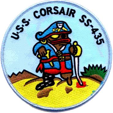 USS Corsair (SS-435)
