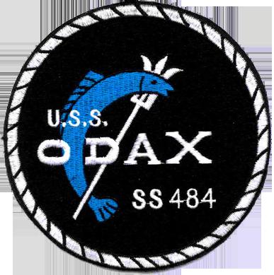 USS Odax (SS-484)