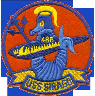USS Sirago (SS-485)