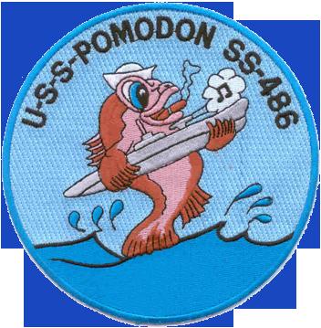USS Pomodon (SS-486)