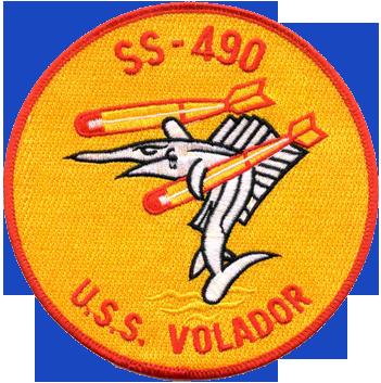 USS Volador (SS-490)