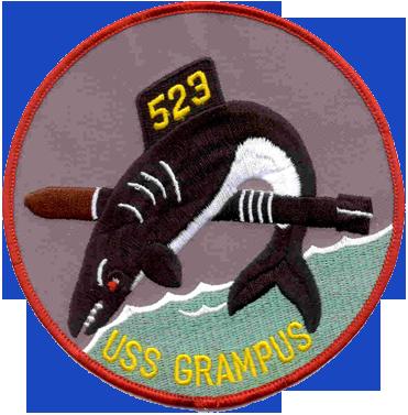 USS Grampus (SS-523)