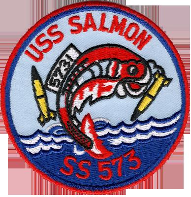 USS Salmon (SS-573)